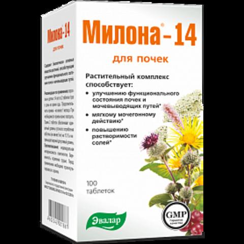 Milona-14 for kidneys №100