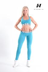 Женские леггинсы Nebbia 222 blue