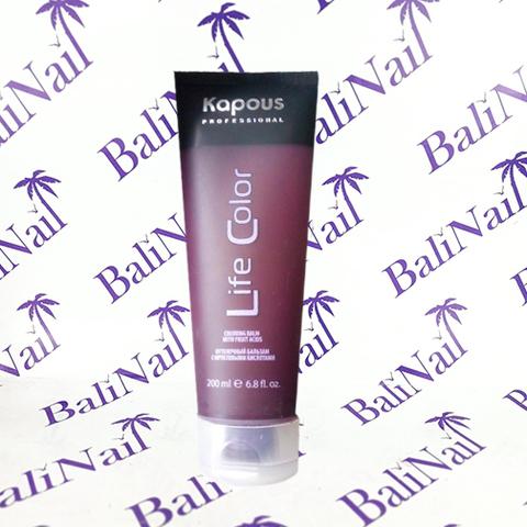 Оттеночный бальзам для волос Фиолетовый, 200 мл