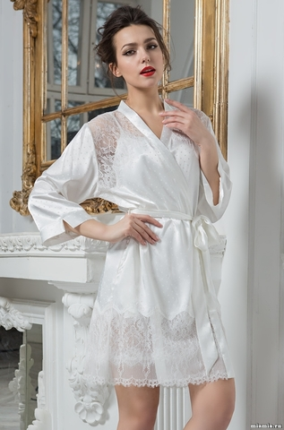 Халат женский  MIA-Amore Princess ПРИНЦЕССА 8043