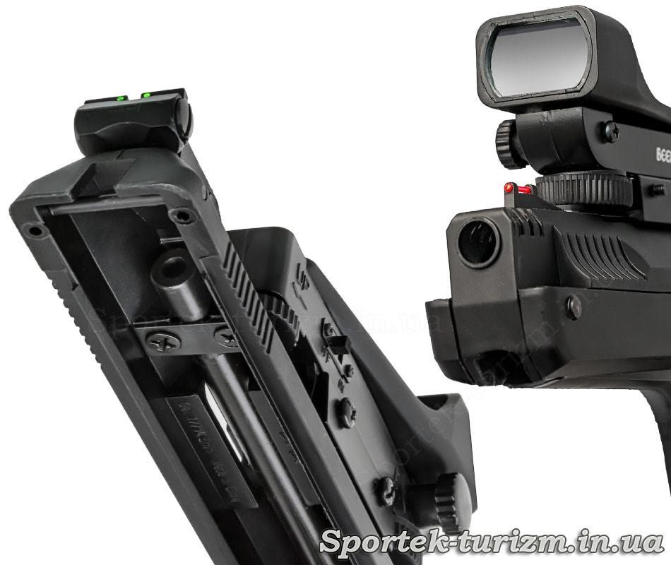 Виды пружинно-поршневого пневматического пистолета Beeman P17