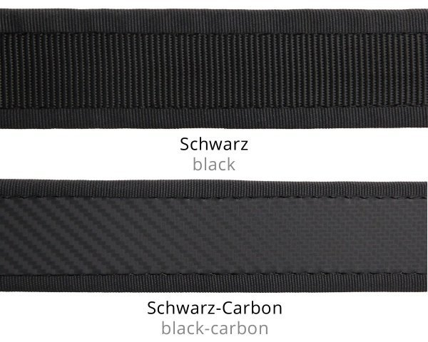 Ремень SpeedRig 2.0 Premium (carbon) двойной 40мм Hoppner&Schumann