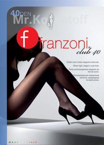 Колготки Franzoni Club 40