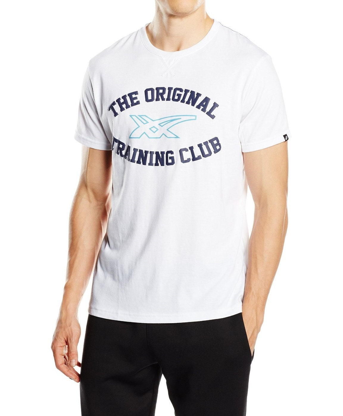Мужская футболка Asics Graphic SS Top (125074 0001) фото