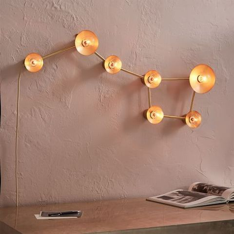 replica Rosie Li Constellation Sconce - 7-Light