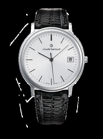 Купить мужские наручные часы Claude Bernard 70149 3 AIN по доступной цене