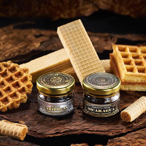 Табак WTO Caribbean Blend Waffle (ВТО Карибский Бленд Сливочные Вафли) 20 г