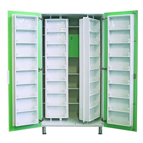 Шкаф для медикаментов ЛДСП (шкаф аптечный) - фото