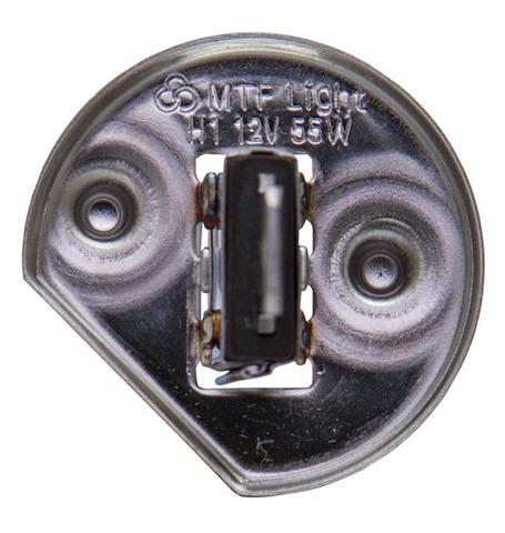 Галогенные лампы MTF Light TITANIUM H1 55W