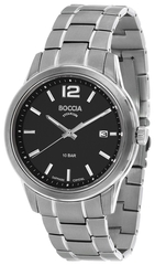 Мужские наручные часы Boccia Titanium 3581-01