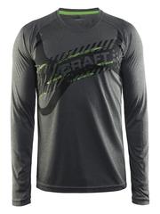 Мужская спортивная рубашка Craft Gain Training 1904557-2975 серая