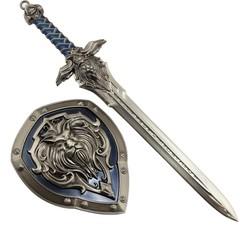 Варкрафт меч и щит Альянса