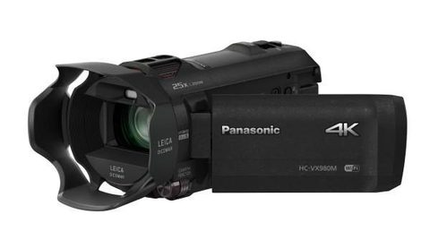 Видеокамера Panasonic HC-VX980M Black