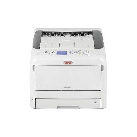 Цветной принтер OKI C833DN (46550705)