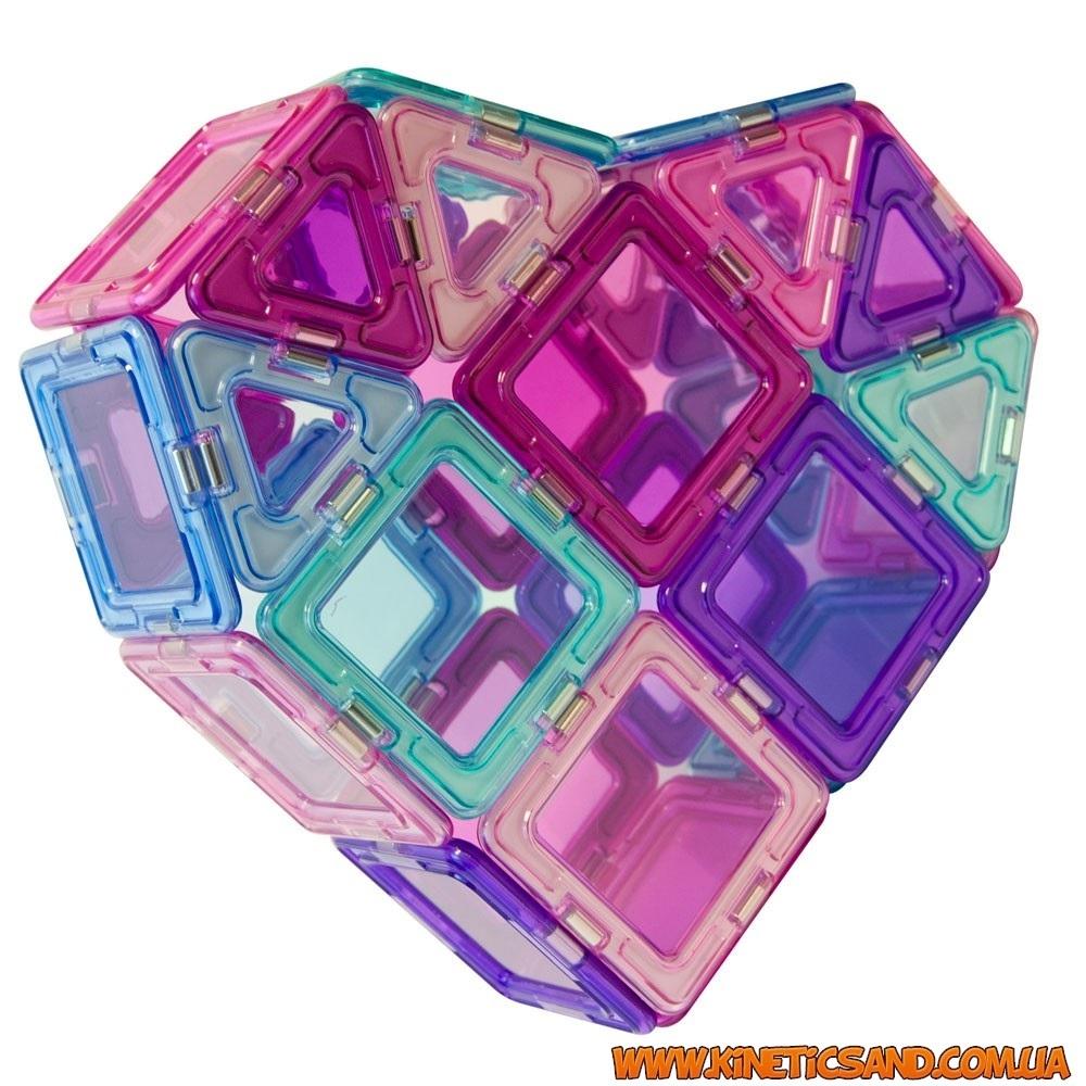 Magformers Супер 3Д набор Вдохновение, 30 элементов