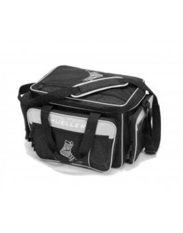 19119 NEW !!! MUELLER HERO® Response, Прочная, легкая нейлоновая сумка со сменными аксессуарами, премиум ручки, светоотражающие вставки,  38х25,5х25,5 см  (включая: M2 Clear Poket 10x10
