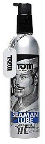 Лубрикант с запахом спермы Tom of Finland Seaman (236 мл)