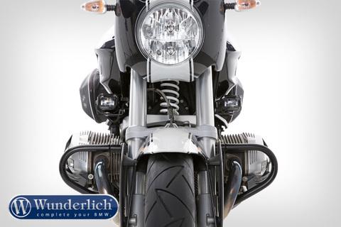 Комплект доп.света Micro Flooter BMW R1200R (-14) черный