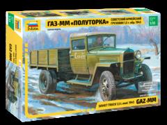 Сов.армейский грузовик «Полуторка»