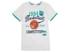 702-20 футболка детская, серая