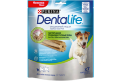 Лакомство для собак мелких пород, Purina DentaLife Standard