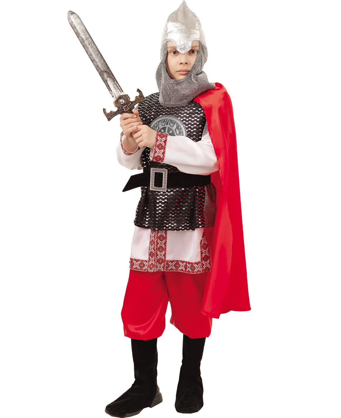 Карнавальный костюм детский Богатырь