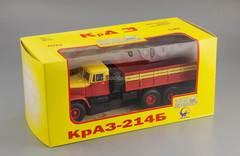 KRAZ-214B Emergency 1963-1967 1:43 Nash Avtoprom