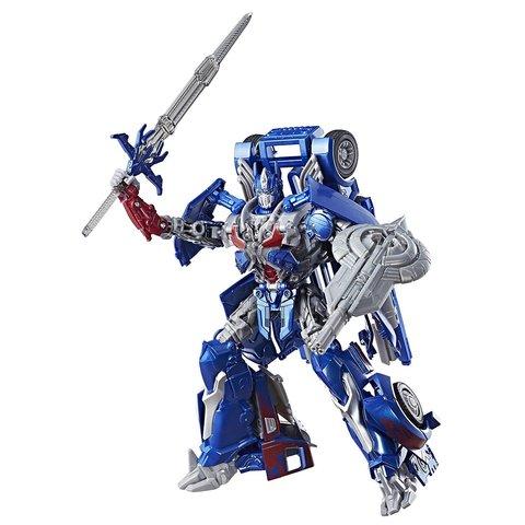 Трансформер Оптимус Прайм (Optimus Prime) Лидер класс - Последний рыцарь, Hasbro