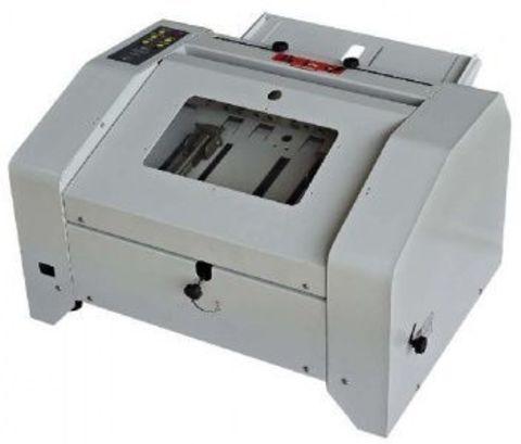 Буклетмейкер Bulros T-10 - брошюровщик формат А3, до 16 листов, 2 головки, 800 буклетов в час.
