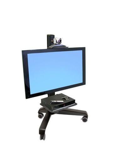 Ergotron Neo-Flex MediaCenter мобильная стойка, LHD (Эрготрон 24-190-085)