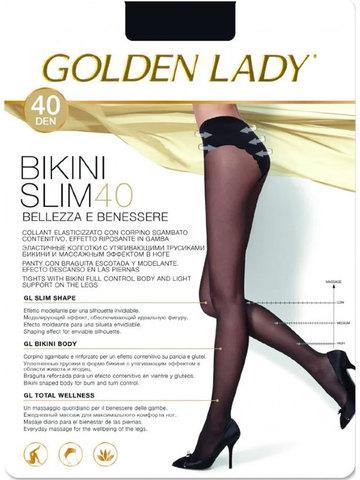 Колготки Bikini Slim 40 Golden Lady