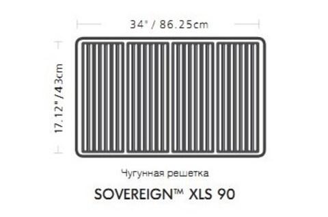 SOVEREIGN  XL 90 Газовый гриль
