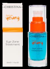 FOREVER YOUNG EYE ZONE TREATMENT - Гель для кожи вокруг глаз
