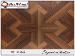 Ламинат Redwood №6011 Дуб грей коллекция Elegant