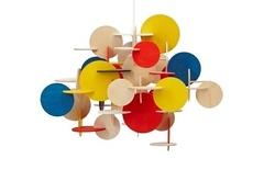 Vibeke Fonnesberg Schmidts Bau Lamp  for Normann Copenhagen
