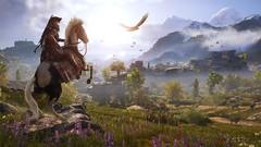 Sony PS4 Assassin's Creed: Одиссея (русская версия)