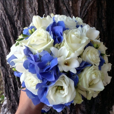 Свадебный букет #466