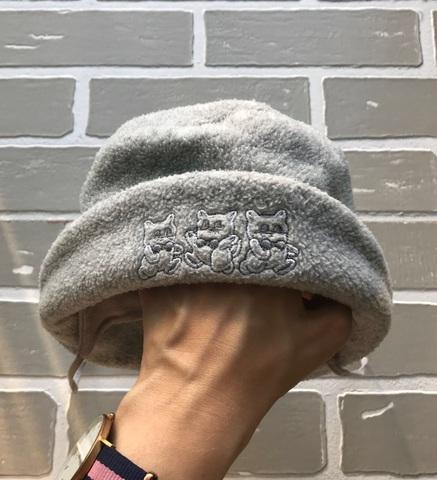 Веселая шапка BROEL на 2/3 года