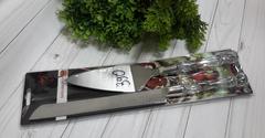 Набор свадебный для торта: нож и лопатка,  10 см × 37 см.