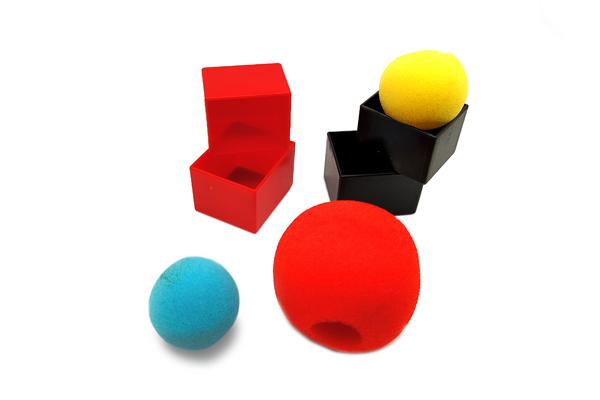 Удивительные коробочки для фокусов