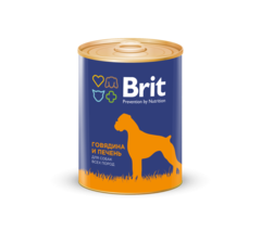 Brit Red Meat & Liver for dog