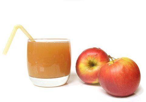 Сок фермерский яблочный, 1л