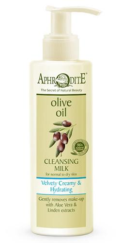 Очищающее и увлажняющее молочко для лица, Aphrodite