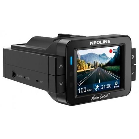 Комбо-устройство (видеорегистратор с радар-детектором и GPS) Neoline X-COP 9100