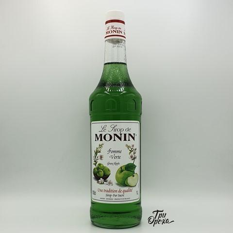 Сироп зеленое яблоко MONIN, 1 л