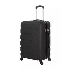 Чемодан Swissgear Tyler, черный, 46x27x67 см, 64 л