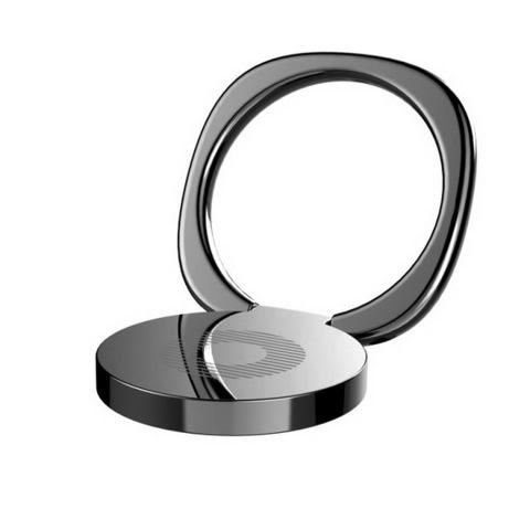 Кольцо-держатель для телефона Baseus Privity Ring Bracket, black