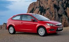 Защита фар для Ford Focus 2011-2015 прозрачная, 2 части, EGR (EGR4940)