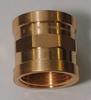 Муфта 1 Viega бронза