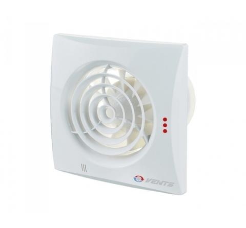 Накладной вентилятор VENTS 125 QUIET TH (датчик влажности, таймер)
